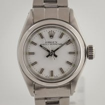 Rolex 6718 Acero 1979 Oyster Perpetual 26 25.2mm usados