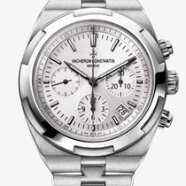 Vacheron Constantin Overseas Chronograph new Automatic Chronograph Watch with original box and original papers 5500V/110A-B075