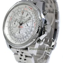 Breitling Bentley Motors Steel 49mm White No numerals United States of America, Florida