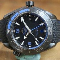 Omega Seamaster Planet Ocean Céramique 45.5mm Noir Arabes
