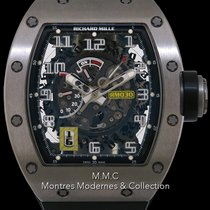 Richard Mille RM 030 Titane 42.7mm Transparent Arabes France, Paris