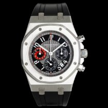 Audemars Piguet Royal Oak Chronograph Acero 39mm Negro