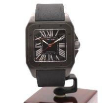 Cartier occasion Remontage automatique 41mm Noir Verre saphir 10 ATM