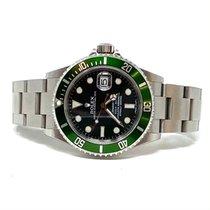 Rolex Submariner Date nuevo 2005 Automático Reloj con estuche y documentos originales 16610LV