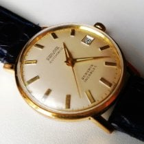 ROWI Gold/Steel 33mm Automatic pre-owned