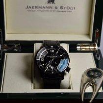 Jaermann & Stübi Steel 43mm Automatic RO.10.031 new