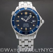 Omega 2531.80 Steel 1999 Seamaster Diver 300 M 41mm pre-owned United States of America, New York, White Plains