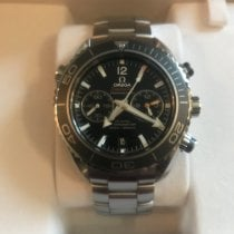 Omega Seamaster Planet Ocean Chronograph Acier 45,5mm Noir France, douai