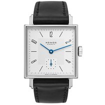 NOMOS Tetra 27 Steel 27.5mm White