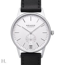 NOMOS Steel 38mm Manual winding 381 new