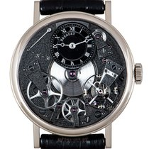 Breguet White gold 37mm Manual winding 7027BB/G9/9V6 pre-owned