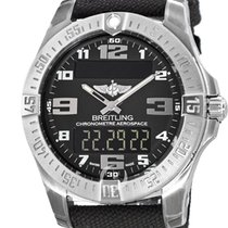 Breitling Aerospace EVO Titanium 43mm Black United States of America, New York