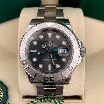 Rolex Yacht-Master 40 nuevo 2020 Automático Reloj con estuche y documentos originales 126622