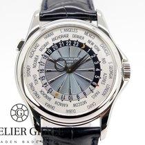 Patek Philippe World Time Platin 39.5mm Blau Keine Ziffern Deutschland, Baden-Baden