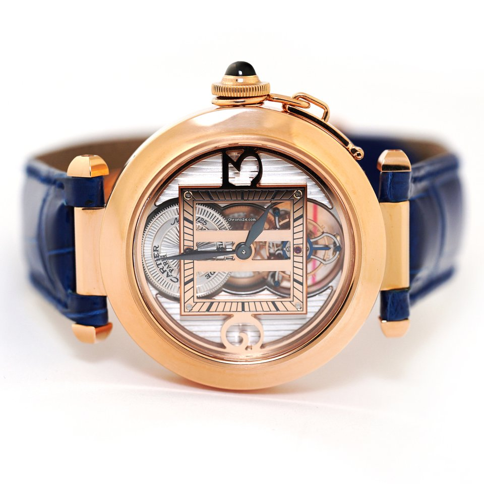 Cartier Pasha 2578 2003 pre-owned