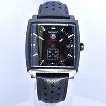 TAG Heuer Monaco Calibre 6 Steel Black