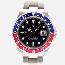 Rolex GMT-Master II Steel 40mm Roman numerals