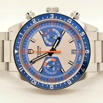 Tudor Heritage Chrono Blue Steel 42mm Blue United States of America, Washington