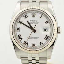 Rolex 116234 Steel Datejust 36mm pre-owned United States of America, Washington