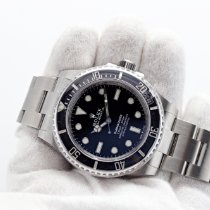 Rolex Submariner (No Date) Steel 41mm Black No numerals United States of America, Florida, Orlando