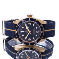 Tudor Black Bay Bronze Bronze 43mm Blue