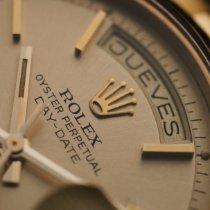 Rolex Day-Date 36 1803 Gut Gelbgold 36mm Automatik Schweiz, Maloja