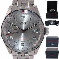 Oris Audi Sport Steel 44mm Silver United States of America, New York, Huntington
