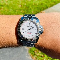 Tudor Hydronaut Steel 41mm White No numerals United States of America, Virginia, McLean