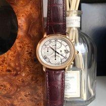 Audemars Piguet Millenary Chronograph Roségold 41mm Silber Römisch