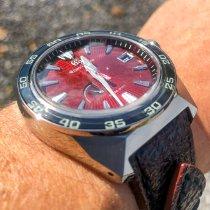Seiko Grand Seiko Titanium 44.5mm Rood Geen cijfers