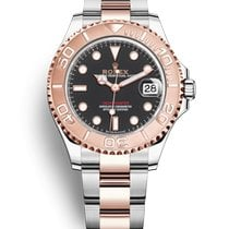 Rolex Yacht-Master 37 new 2020 Automatic Watch with original box and original papers 268621