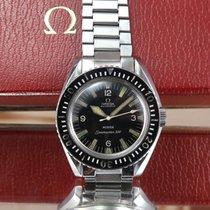 Omega Seamaster 300 Steel Black