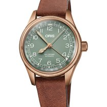 Oris Big Crown Pointer Date 01 754 7749 3167-07 5 17 69GBR New Bronze 36mm Automatic