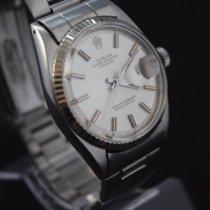 Rolex Datejust 1601 Befriedigend Stahl 36mm Automatik Deutschland, Rheinbach