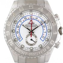 Rolex 116689 Or blanc Yacht-Master II 44mm occasion