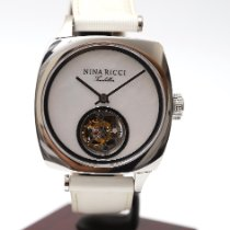 Nina Ricci Steel 40mm Automatic Nina Ricci N026 pre-owned