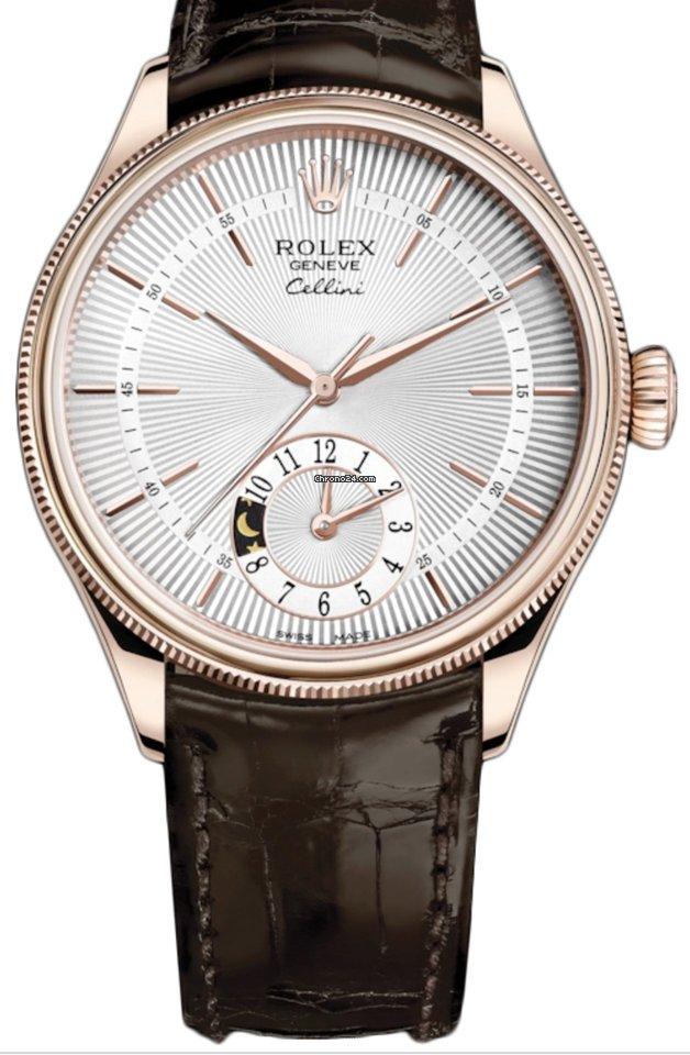 Rolex Cellini Dual Time 50525 2019 new