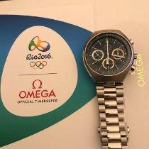 Omega 522.10.43.50.01.001 rio olympic ltd edition Acero 2016 Speedmaster Mark II usados