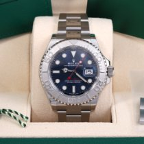 Rolex Yacht-Master 40 Steel 40mm Blue No numerals United States of America, California, Beverly Hills