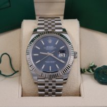 Rolex Datejust White gold 41mm Blue No numerals United States of America, California, Beverly Hills
