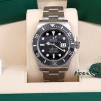 Rolex Submariner Date Steel 41mm Black No numerals United States of America, California, Beverly Hills
