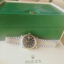 Rolex Datejust Gold/Steel 41mm Black No numerals Australia, Melbourne