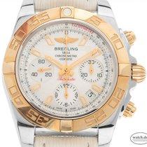 Breitling Chronomat 41 Stahl 41mm Perlmutt Deutschland