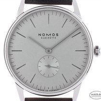 NOMOS Orion 38 Steel 38mm Grey