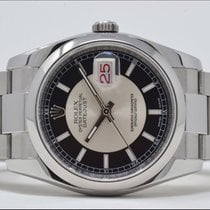 Rolex Datejust Steel 36mm Black UAE, Dubai