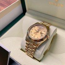 Rolex Day-Date II Gelbgold 41mm Gold Römisch