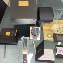 Breitling Superocean Héritage Chronograph Acero 46mm Negro Sin cifras