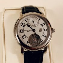 Frederique Constant Steel 38mm Manual winding FC-800 pre-owned United States of America, New York, Brooklyn