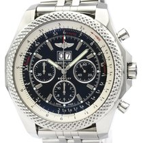 Breitling A44364 Acier Bentley 6.75 49mm occasion