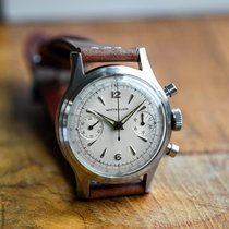 Wittnauer pre-owned Manual winding 35mm Silver